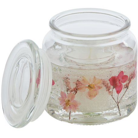 Sainsbury's Home Peony & Rose Gel Candle