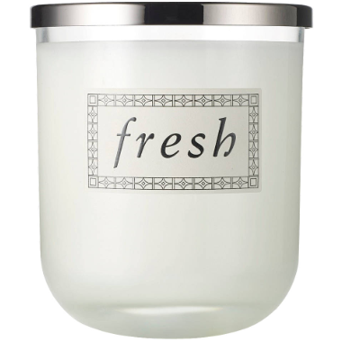 Fresh Sugar Lemon Scented Candle, 215g